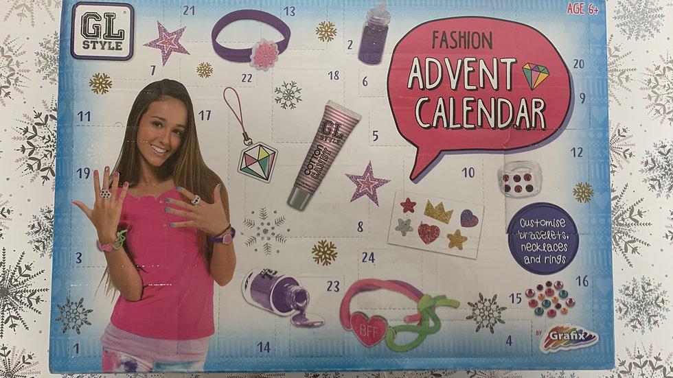 Fashion Advent Calendar