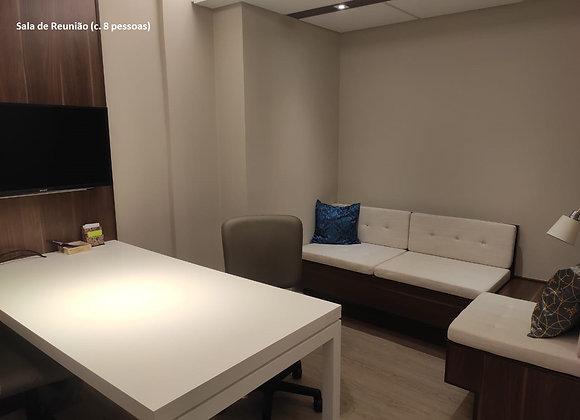 Espaço comercial com 3 salas no New Worker Tower