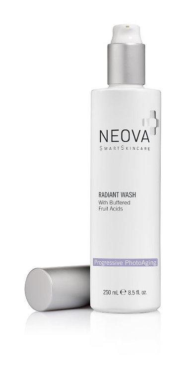 Neova Radiant Wash Cleanser