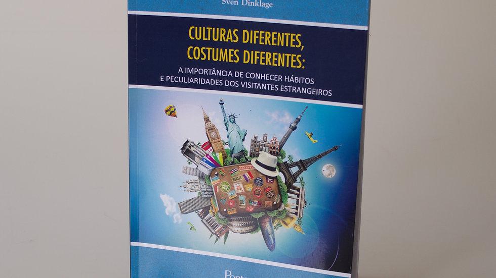 "Livro: ""Culturas Diferentes, Costumes Diferentes"""