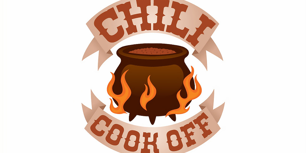 Men's 3rd Annual Chili Cook Off