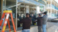 Commecial glass repair Prince George