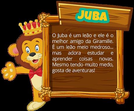 Giramille Site Oficial Conheça o Juba.png
