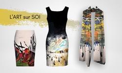 E-Commerce de vêtements en ligne. (Voir l'onglet Boutique)