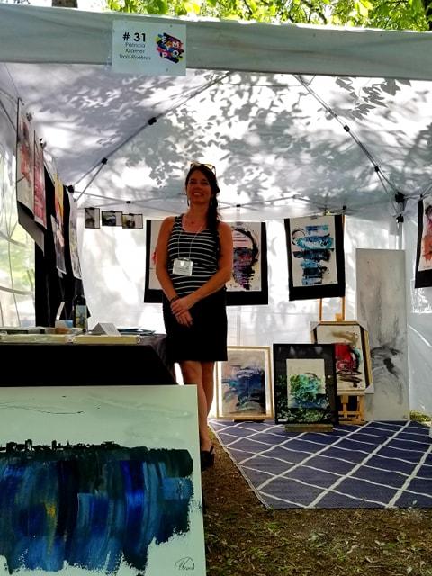 Symposium de peinture Trois-Rivières