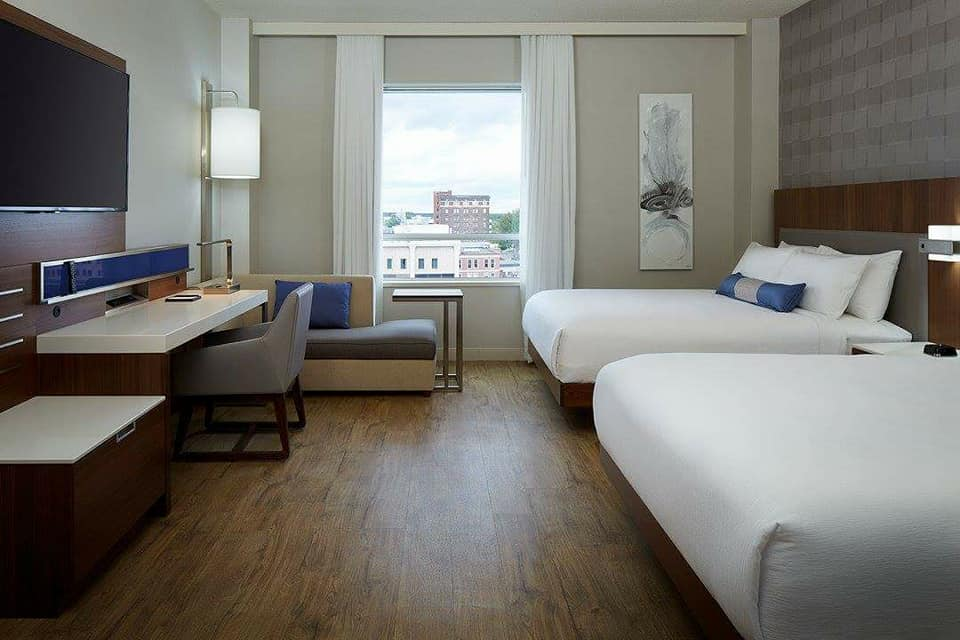 Chambre Hôtel Delta Trois-Rivières