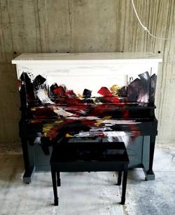Piano Public à Trois- Rivieres