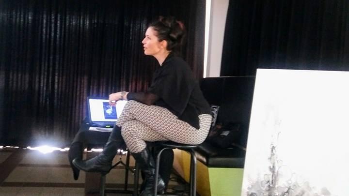 Conférence Centre-Pauline Julien.