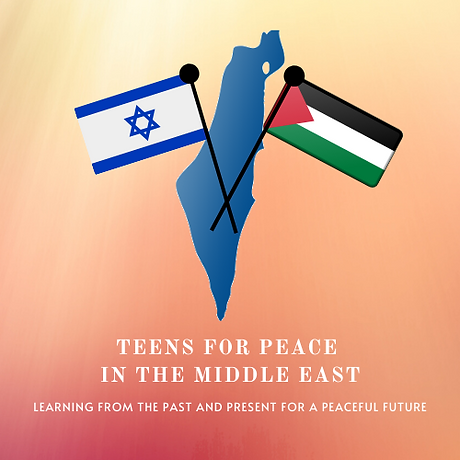 Teens for Peace in the Middle East Logo