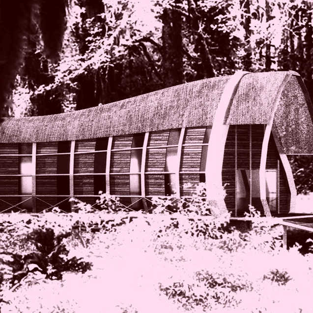 the hut, arch520 project
