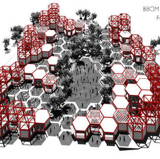 hexagon, arch310 project