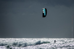 Kitesurfer, Sunshine coast