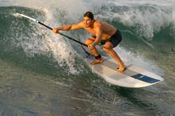 SUP surfing, Mooloolaba