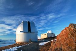 Observatory at Mt John, Tekapo