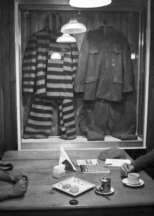 Vestimenta del penal de Ushuaia