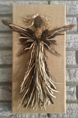 Driftwood Angel