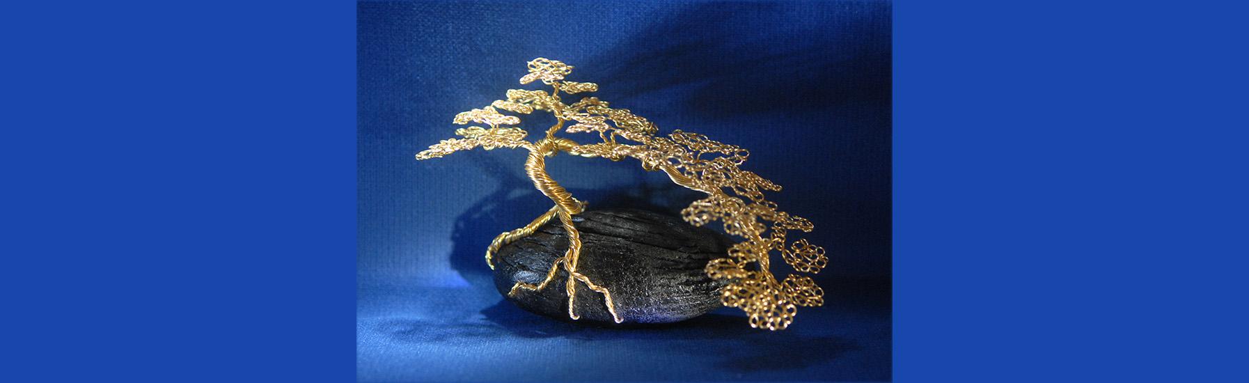 Gold Cascade