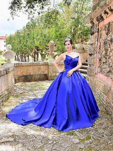 Hermosa  Quinceañera Vizcaya