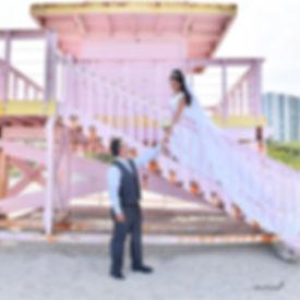Fotos de Boda en la Playa de Miami