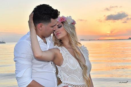 Boda en la Playa de Miami