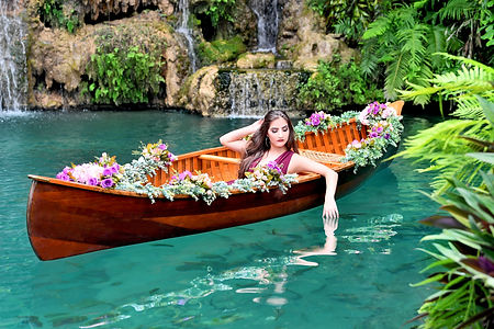 foto de quince canoa
