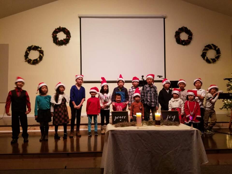 성탄전야예배