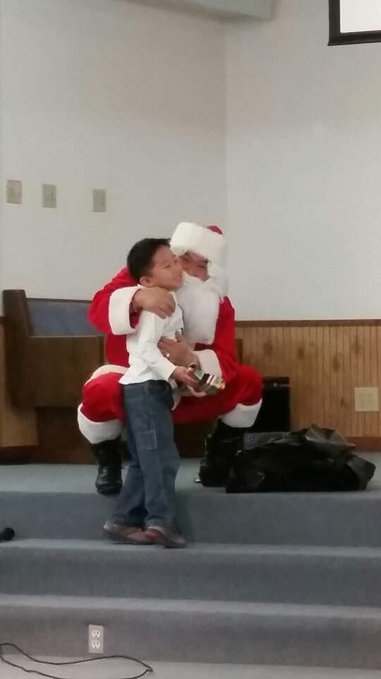 산타가 좋아!