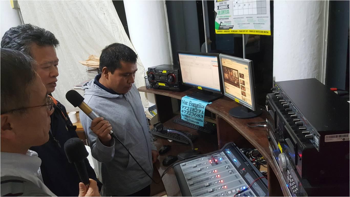 과테말라 기독교 방송국