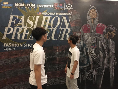 Fashionpreneur, Merdeka Memories, 2019
