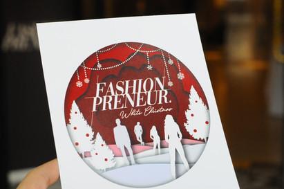 Fashionpreneur, White Christmas, 2019