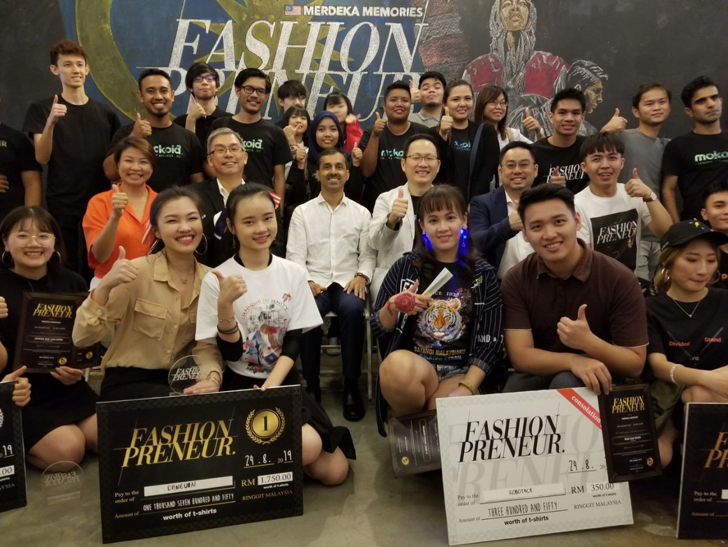 Fashionpreneur, Merdeka Memories, 2019