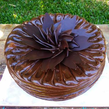 Gateau de Chocolate