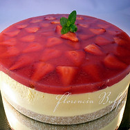 Cheese Cake de frutillas