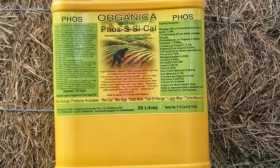 Organica Phos-S-Si-Cal
