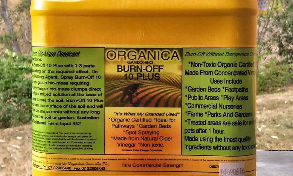 Organica Burn-Off 10 Plus Herbicide