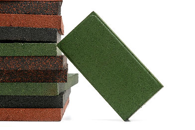 Envirobuild | Recycled rubber paving and flooring