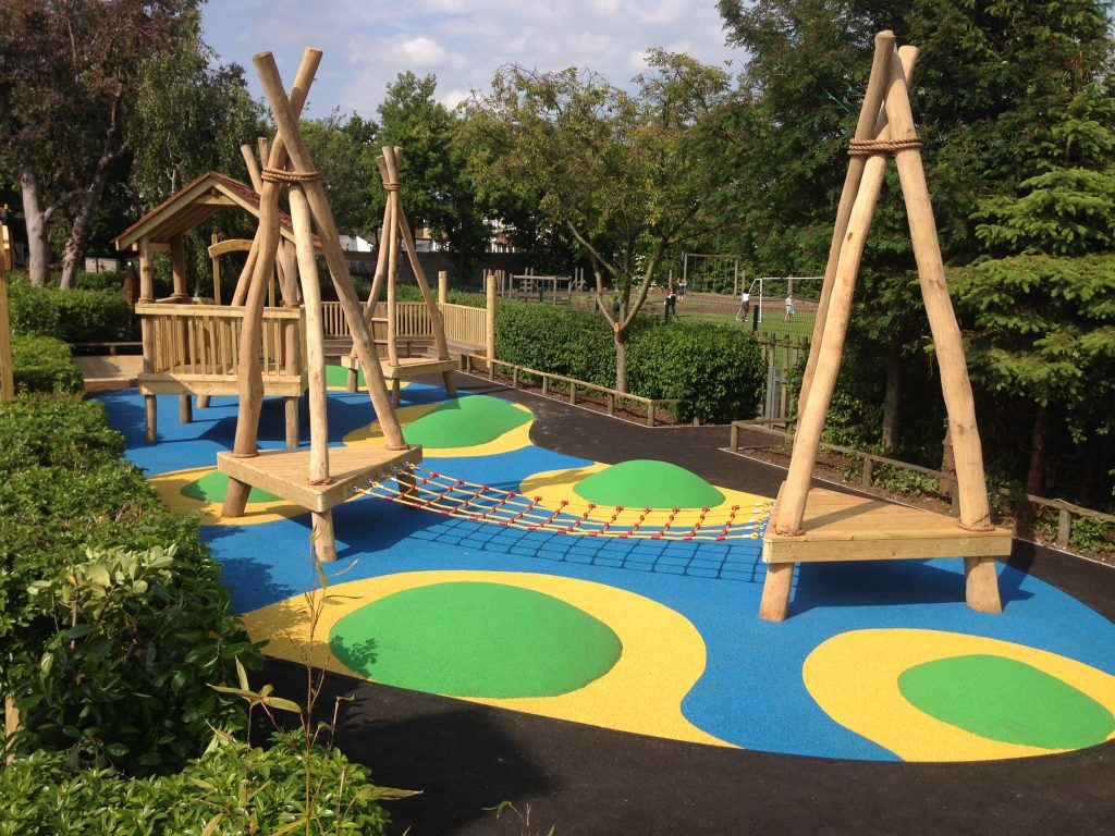 Large Play Area