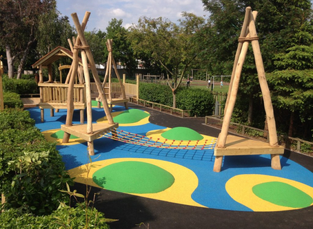 Why Use a Rubber Crumb Surfacing for a Play Area?