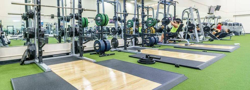 Gym Track 2