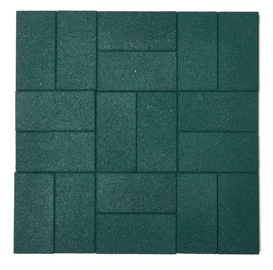 Green Paver Mat