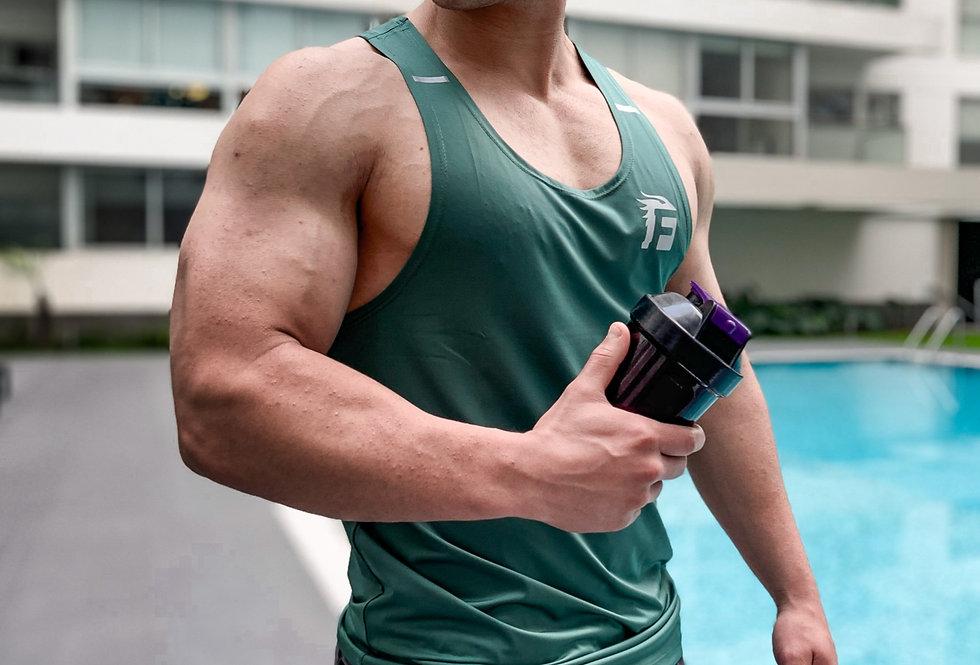 Versatility Tank - Persian Green