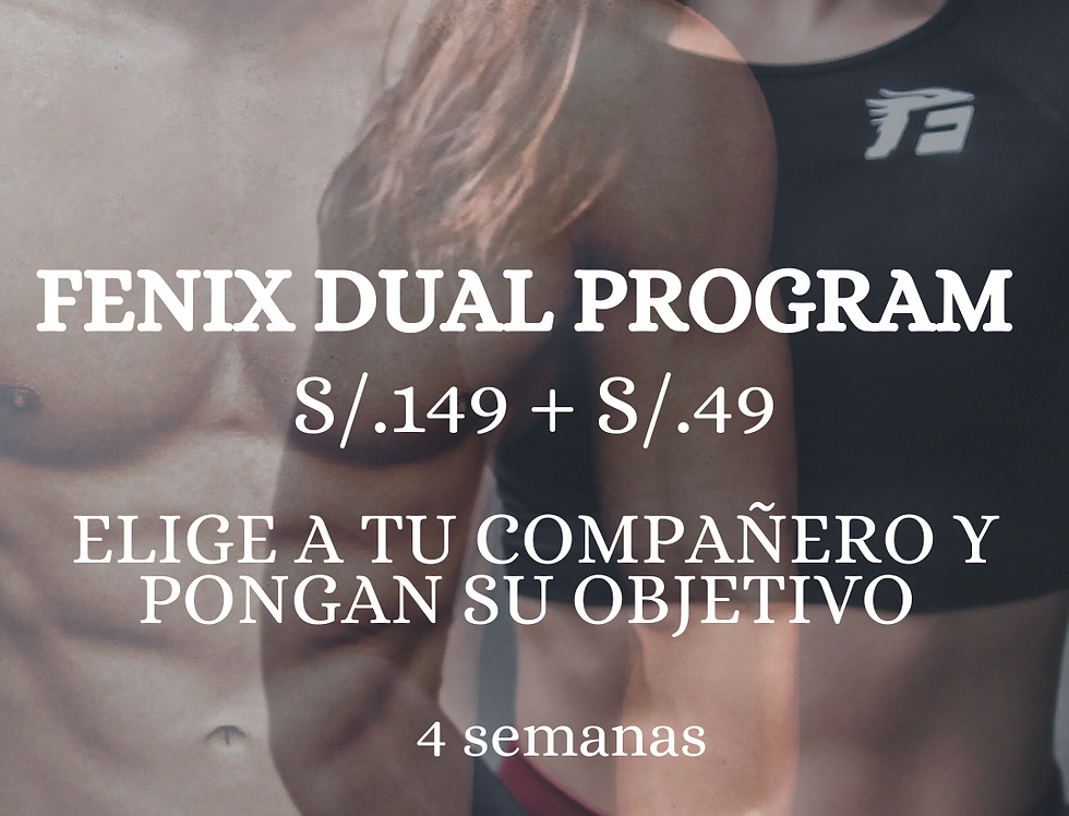 FENIX DUAL PROGRAM