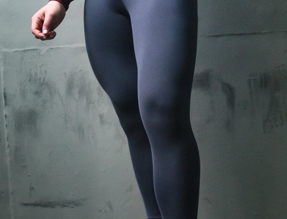 Iconic Legging - Gray