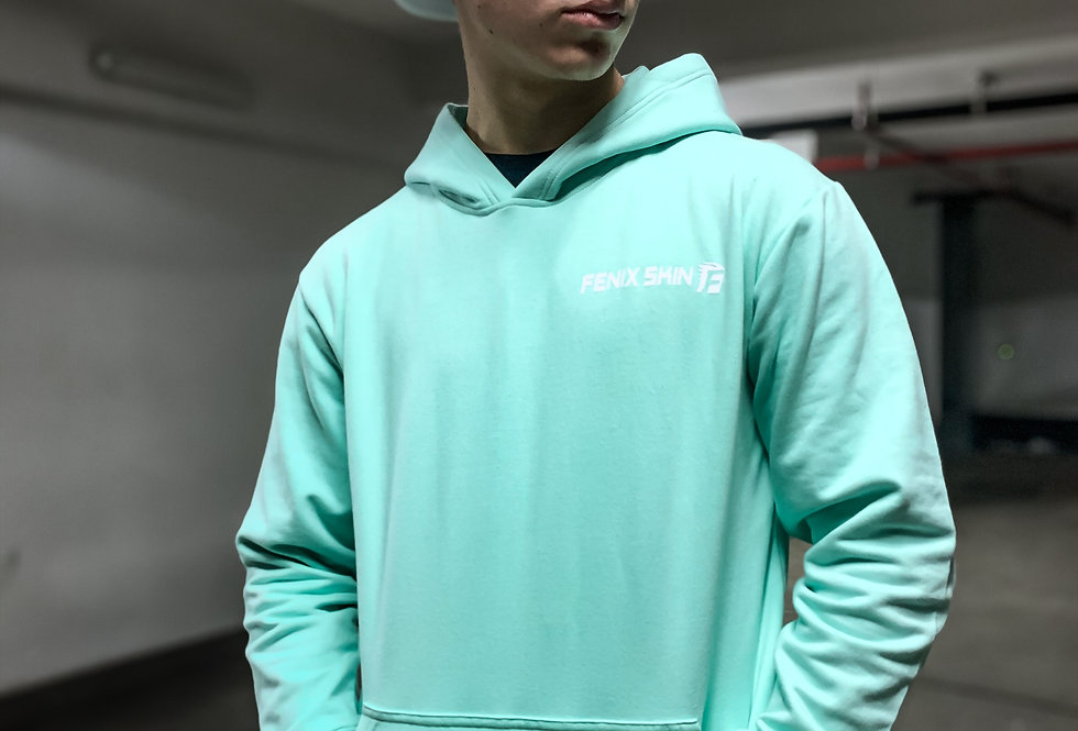 Frost Hoodie - Mentha