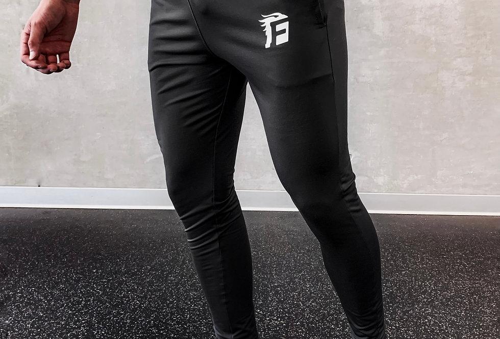 University Basic Jogger - Crow Black