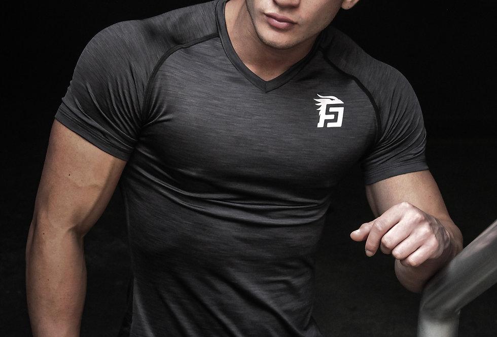Volcano 2.0 Training T-Shirt - Black Onix