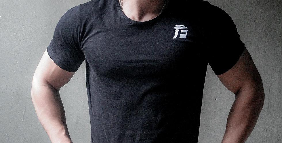 University V2 T-Shirt - Black