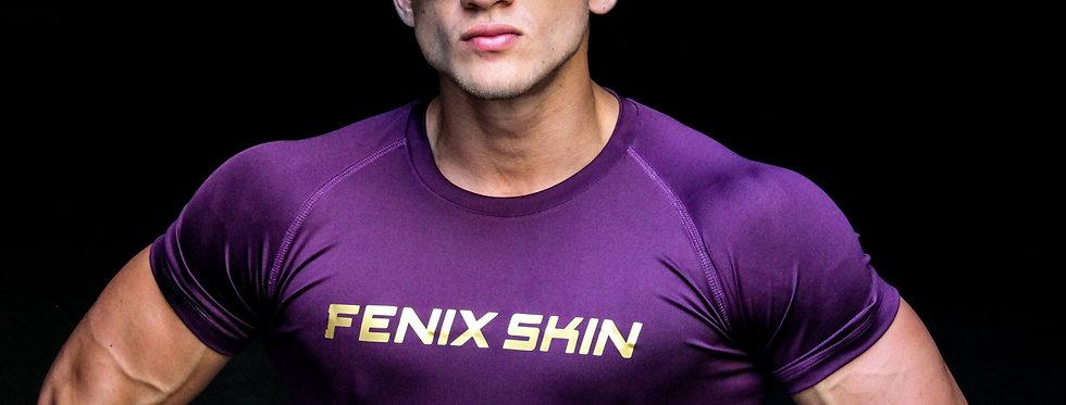Iconic T-Shirt - Dark Purple