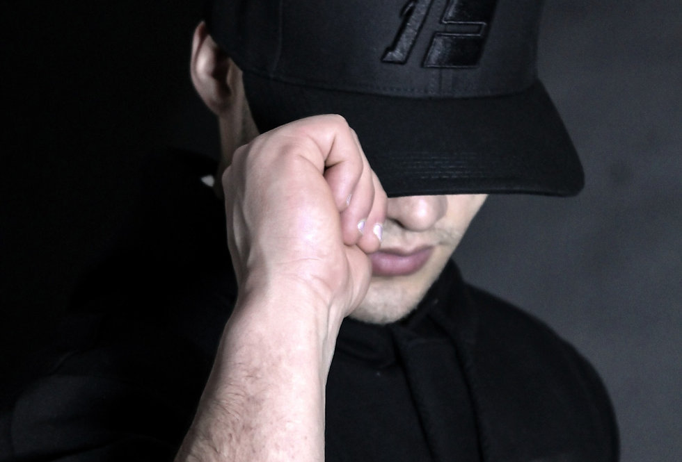 Elemental Baseball Cap - Black