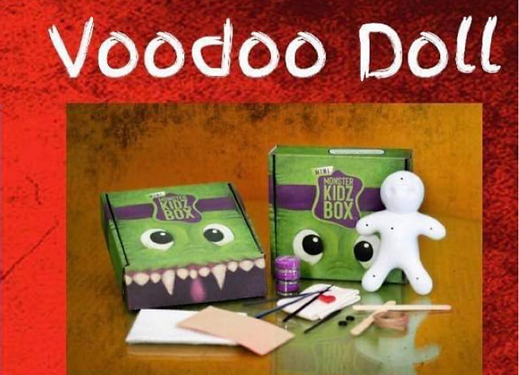 Mini Voodoo Doll